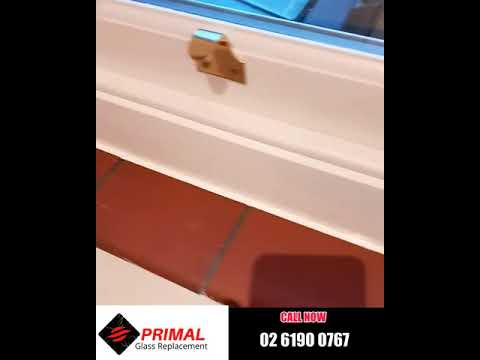 Window Glass Installation Sash Windows - Primal Glass Replacement