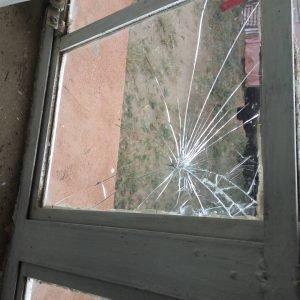 Broken Window Glass Replacement